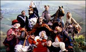 canterbury tales religion Canterbury tales - download as pdf file (pdf), text file (txt) or read online.